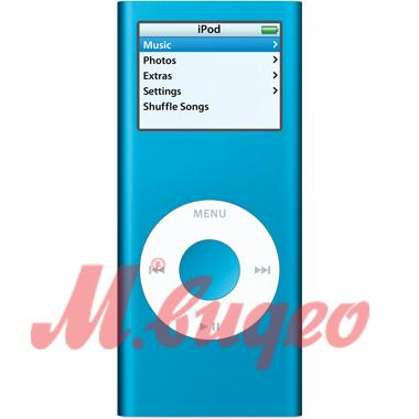 М.Видео, Плеер MP3 flash Apple iPod NANO 4Gb Blue