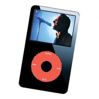 ЭТО, iPod 30 GB black MP3-плейер
